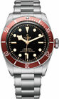 100% AUTHENTIC NEW TUDOR HERITAGE BLACK BAY STAINLESS STEEL WATCH M79230R-0012