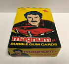 1983 Donruss MAGNUM PI P.I. Trading Card Unopened Wax Box (36 packs) Case Fresh!