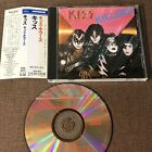 KISS Kiss Killers JAPAN CD PPD-8011 1989 reissue OBI+BOOKLET 'PERFECT COLLECTION