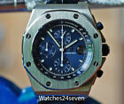 Audemars PIguet ROO Chronograph Blue Dial 42mm HARD to FIND