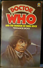 Dr DOCTOR WHO Tom BAKER Signed Horror At Fang Rock 1978 Target PB Terrance Dicks