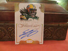 Panini Flawless Gold Autograph Packers Auto Eddie Lacy 05 10 2014