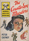 THE COUNTER SPY MURDERS PETER CHEYNEY AVON MURDER MYSTERY MONTHLY  21