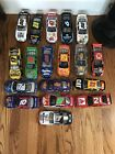 Lot of 18 1 24 Nascar Diecast Cars All for One Price All Nr Mint to Mint