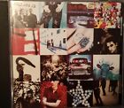 CD U2 ACHTUNG BABY MADE IN FRANCE RECORDED IN BERLIN & DUBLIN FRENCH EXPORT1991c
