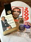 The Audacity of Hope SIGNED by Barack Obama 1st Ed Hardcover Book + More Items