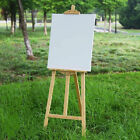 White Blank Square Canvas Frame Acrylic Wooden Artist For Watercolor Board