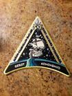 NASA Expedition 57 Mission Patch Official Space Emblem Obsolete 6 Crew Version