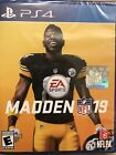 Madden NFL 19 - PS4 PlayStation 4 Brand New Sealed