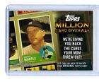 2010 Topps Million Card Giveaway Tips 3