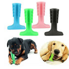 Silicone Pet Tooth Brush Dog Puppy Teeth Cleaning Stick Toys Hygiene Oral Care