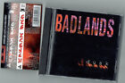 BADLANDS DUSK CD JAPANESE IMPORT RAY GILLEN JAKE E LEE W OBI