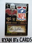 2015 Panini Black Gold Football Cards 9
