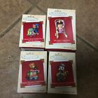 Hallmark Keepsake Ornament Lot X4 Child's Age Collection Baby's 1st 2nd 3rd 5th