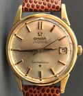 Vintage Omega Constellation Chronometer Automatic Date Watch Gold Filled