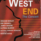 West End: the Concert CD-Sunset Blvd, Phantom of the Opera, Les Mis, Cats, More