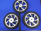 Mobility scooter wheels tires adult trike