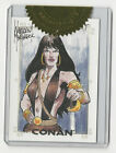 2011 Rittenhouse Conan Movie Preview Trading Cards 19