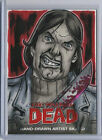 2012 Cryptozoic The Walking Dead Comic Book Trading Cards 15