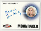Top 10 James Bond Autographed Trading Cards 23