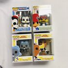 Funko Pop! Animation Lot of 4 Chilly Willy Woody Woodpecker Rocky