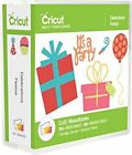 CRICUT CELEBRATIONS CARTRIDGE NEW BIRTHDAY PARTY FAVOR INVITATION TAG CARD