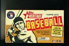 2010 Topps Heritage Baseball Product Review 13