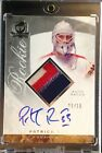 2017-18 UD The Cup Patrick Roy Rookie Tribute Auto 3 Color Patch Canadiens 10