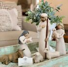 Willow Tree Susan Lordi Nativity Holy Family Set of 6 Set w box Behold The Awe