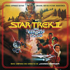 Star Trek II  The Wrath of Khan  Expanded Limited Edition CD - 23 soundtracks