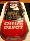 CARL EDWARDS 1 24 AUTOGRAPH NASCAR DIECAST SIGNED