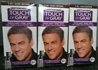 3X Just for Men Touch of Gray T45 Hair Color Dark Brown T-45