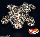 Beanie Babies Freckles the Leopard, Original 1996, w/ Tag Loose, Early Beanie