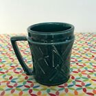 Fiestaware 2000 Juniper Mug Fiesta Retired Green Limited Edition Mug