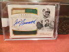 Joe Namath Cards, Rookie Cards and Autographed Memorabilia Guide 37