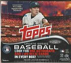 2014 Topps Update Series Baseball Factory Sealed HTA Jumbo Pack Hobby Box