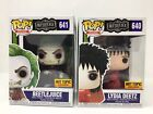 Funko Pop! Beetlejuice & Lydia Deetz Hot Topic Exclusive! Tigerzord Hulk Box