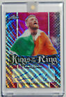 CONOR MCGREGOR LEAF SPORTS HEROES 2018 KINGS OF THE RING AUTO WAVE PINK 3 3
