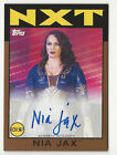 2016 Topps WWE NXT Wrestling Cards 22