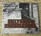 Billy the Kid & The Regulators - I Can't Change CD Pre-Owned VG Cond SIGNED!!!