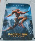 PACIFIC RIM UPRISING BUS SHELTER MOVIE POSTER 4'x6'