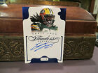 Panini Flawless Rare Blue Autograph Packers Auto Eddie Lacy 11 20 2014