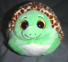 TY Beanie Babies Ballz Zoom The Turtle 9