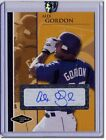 Alex Gordon Rookie and Prospect Card Guide 56