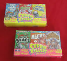 WAX EYE CEREAL KILLERS SEALED BOXES SERIES 1 & 2 LIKE WACKY PACKAGES