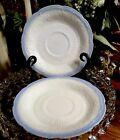 white  saucers dishes