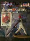 Ken Griffey, Jr. RARE Extended Series Starting Lineup 2000 in Cincinatti Reds