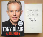 A Journey by Tony Blair SIGNED NEW