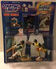 1998 Kenner Starting Lineup Classic Doubles Reggie Jackson Catfish Hunter A's