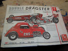 AMT Double Dragster model instruction sheet